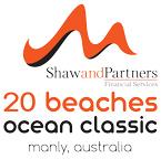 20 beaches